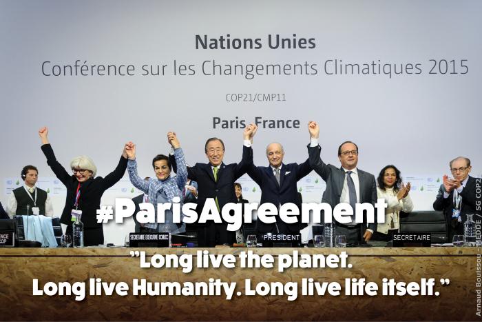 Los tratados de librecomercio sancionan. El Acuerdo de París de la Cumbre del Clima, no