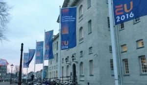 Presidencia holandesa de la UE 2016. Imagen: http://english.eu2016.nl/