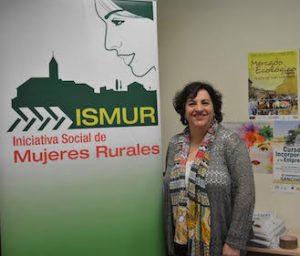 Rosa Arranz, presidenta de ISMUR