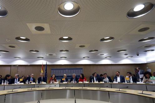 """""""Entre todas las CCAA prácticamente hubo consenso en disentir del objetivo de déficit marcado por Bruselas"""""""