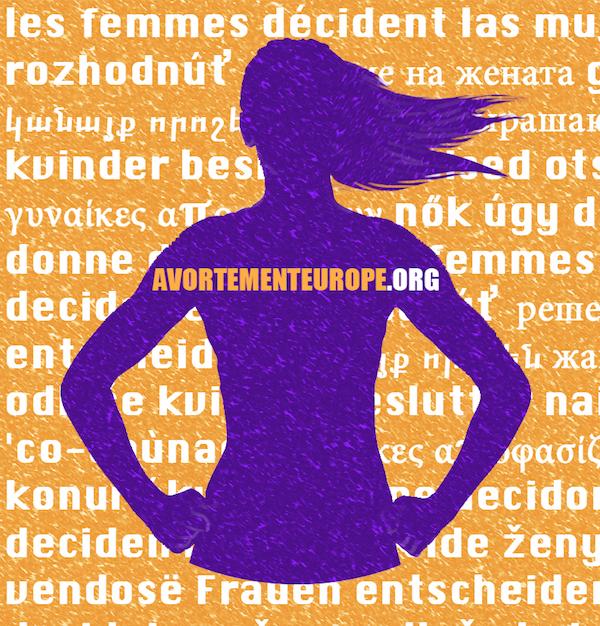Mujeres de toda Europa reivindican unidas el derecho a decidir sobre sus propios cuerpos