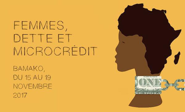 Declaración final del Seminario «Mujeres, deuda y microcrédito» de Bamako en noviembre de 2017