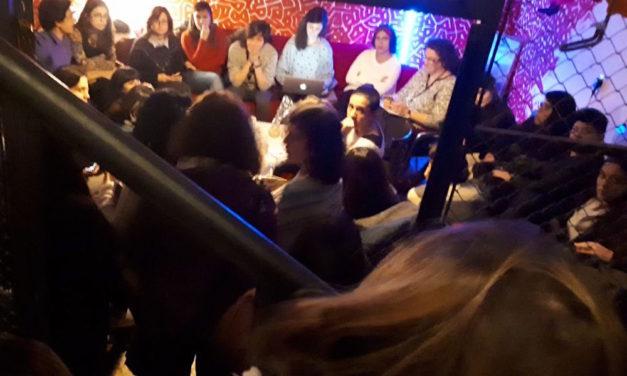 #LasPeriodistasParamos: Más de 5.000 bravas nos sumamos a la huelga del 8M