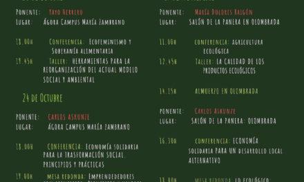 Ecofeminismo, soberanía alimentaria, agricultura ecológica y economía social y solidaria