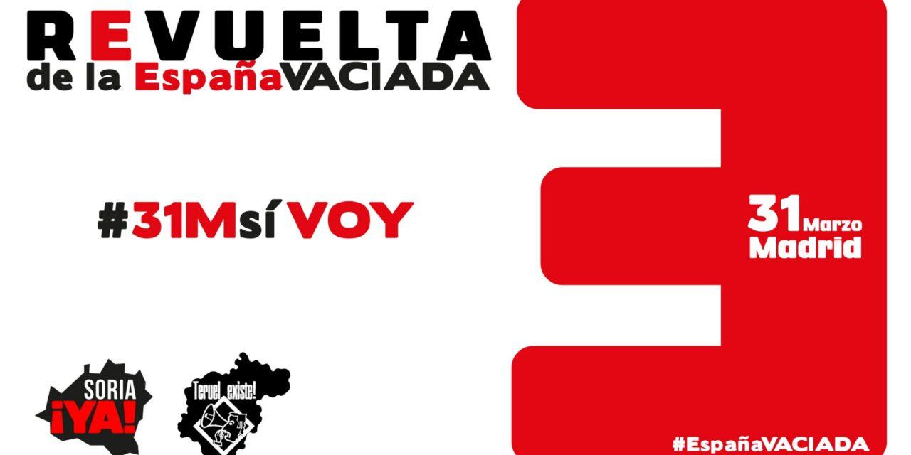 Comunicado: Revuelta de la España Vaciada