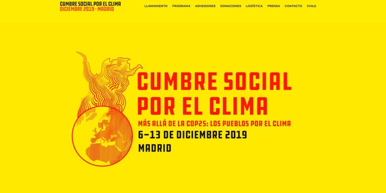 Más allá de la #COP25: Los pueblos por el clima