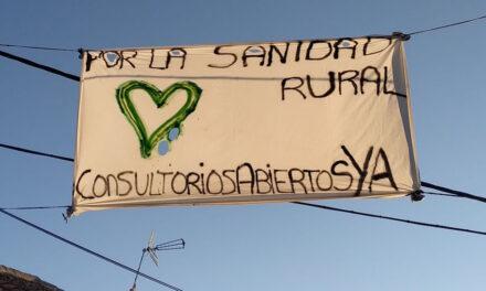 El clamor por una sanidad pública digna y de calidad alinea a la ciudad con el mundo rural