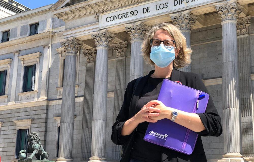 """FADEMUR en la Comisión de Reconstrucción del Congreso: """"En las zonas rurales donde el virus ha estado presente los efectos han sido terribles"""""""