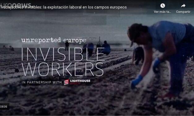 Trabajadores invisibles: El reportaje de Euronews que destapa las vergüenzas de los campos europeos (incluida la fresa de Huelva)