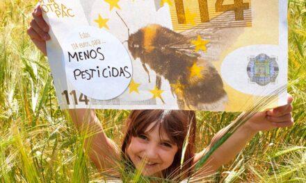 Más de 400 organizaciones europeas piden a los ministros de la UE un cambio de raíz para una Política Agrícola Común (PAC) verde y justa