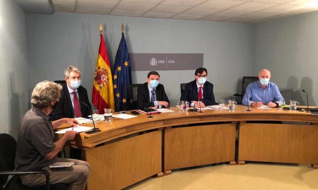 Una guía anti-COVID19 entre temporeros: La ha presentado el Gobierno a las CCAA