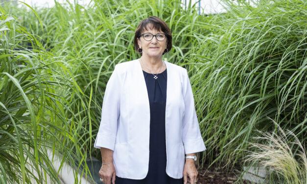 una mujer, elegida para liderar a los agricultores europeos en un momento decisivo