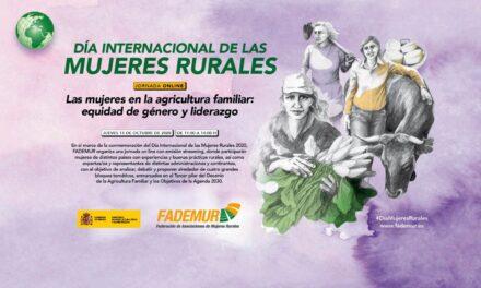 Pedro Sánchez inaugura el encuentro 'online' internacional que celebra el Día de las Mujeres Rurales