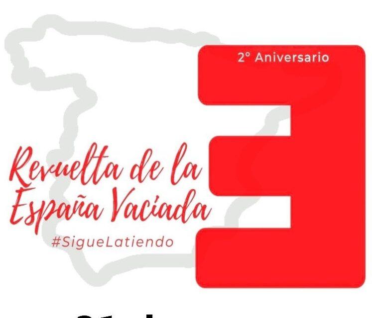 La Revuelta de la España Vaciada #SigueLatiendo