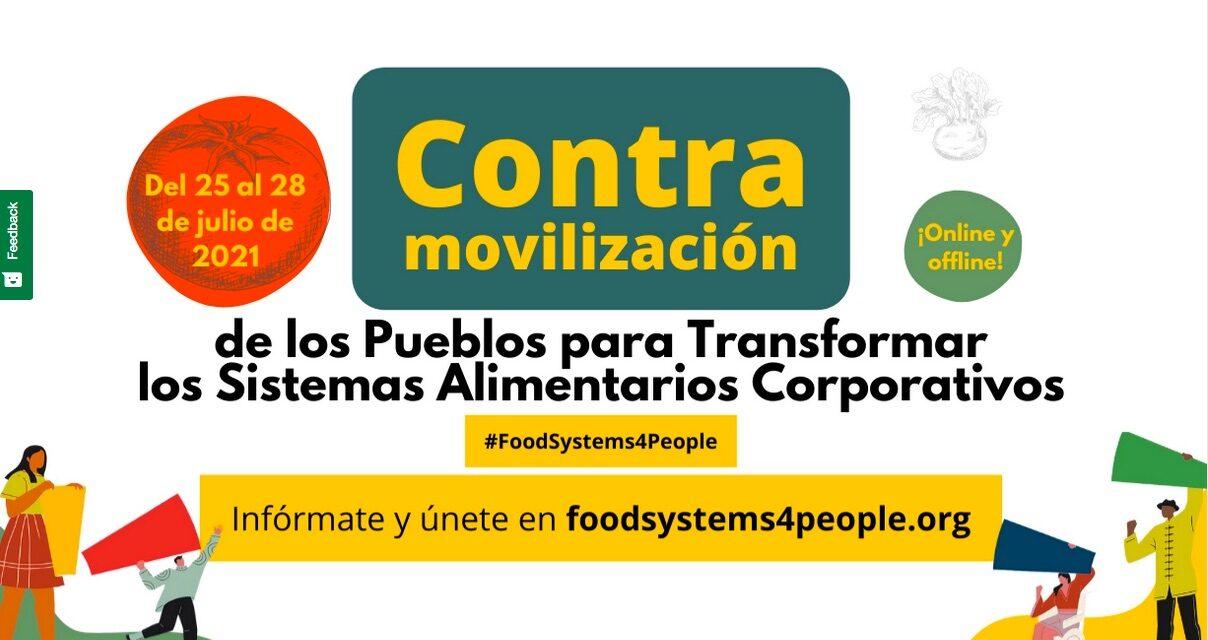 """Vía Campesina: """"Las Multinacionales han secuestrado la Cumbre Sobre Sistemas Alimentarios de la ONU"""""""