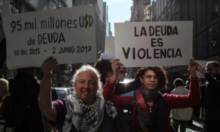 """""""El endeudamiento es una guerra contra las autonomías de las mujeres"""""""