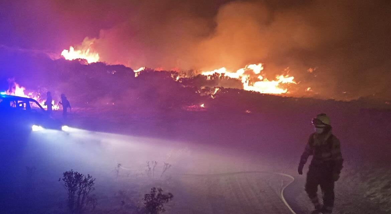 Cambio climático y abandono rural avivan superincendios como el de Ávila: Valle del Tiétar y WWF coinciden en diagnóstico y soluciones