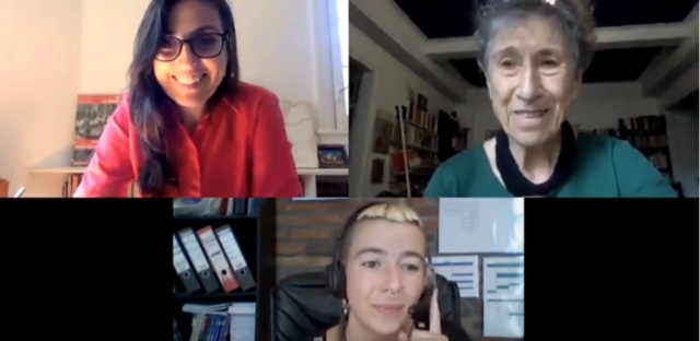 La deuda o la vida: En este vídeo, Silvia Federici y Verónica Gago hacen un análisis feminista de la crisis multidimensional