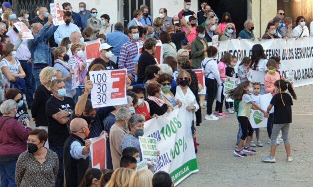 #Yoparopormipueblo: La revuelta de la España Vaciada clama por una mayor cohesión territorial a través de su plan 100/30/30